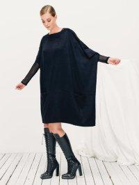 Oversize Asymmetric Dress 12/2015 #119  Sewing Patterns ...