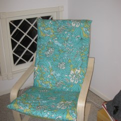 Ikea Poang Chair Covers Table And Rental Miami Cover  Sewing Projects Burdastyle
