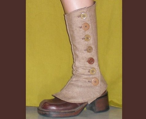 How To Sew Spats Sewing Projects
