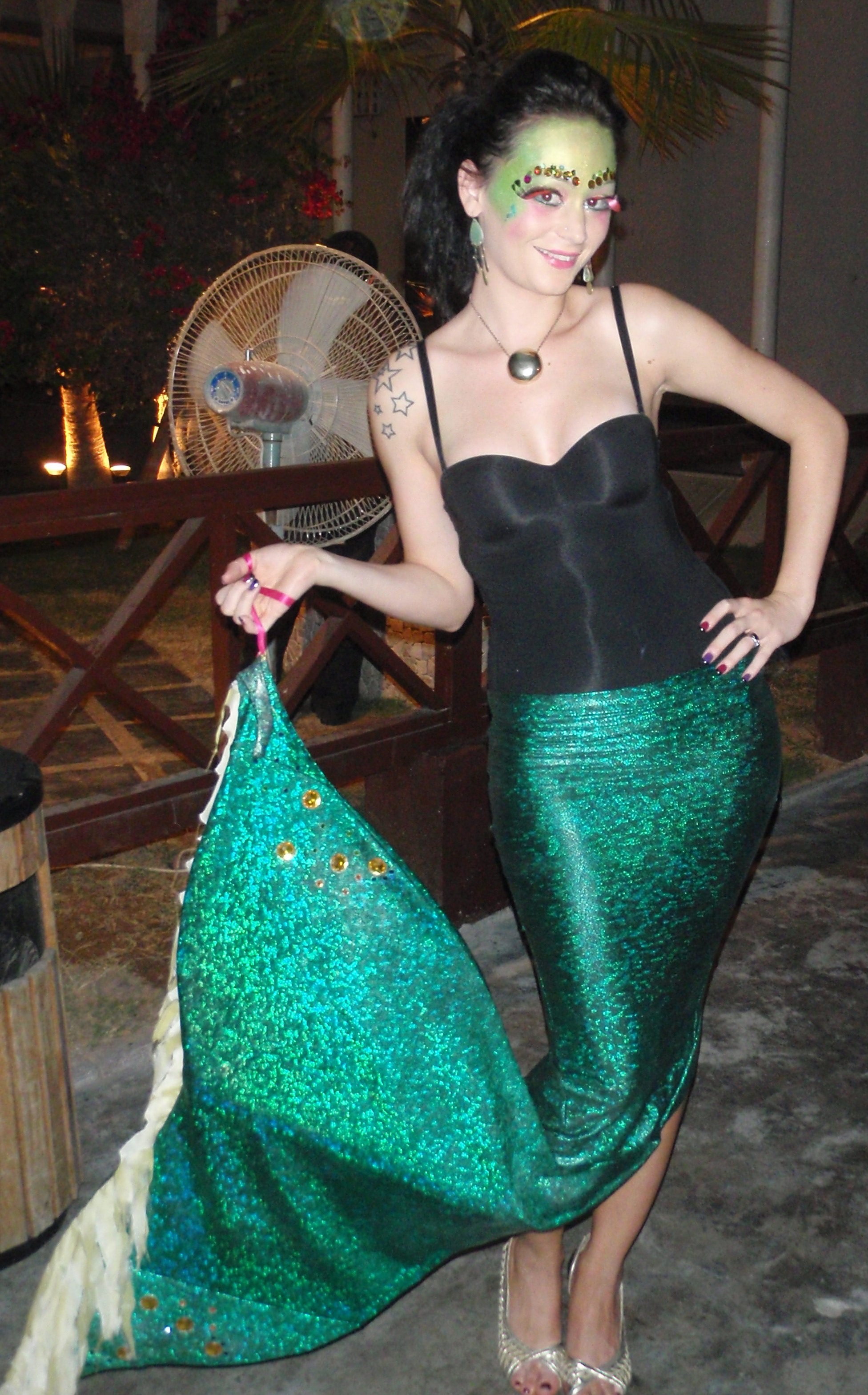 Mermaid Costume Sewing Projects