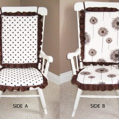 Sewing Patterns For Chair Cushions Wheelchair Accessible Vehicles Rocking Reversible  Projects