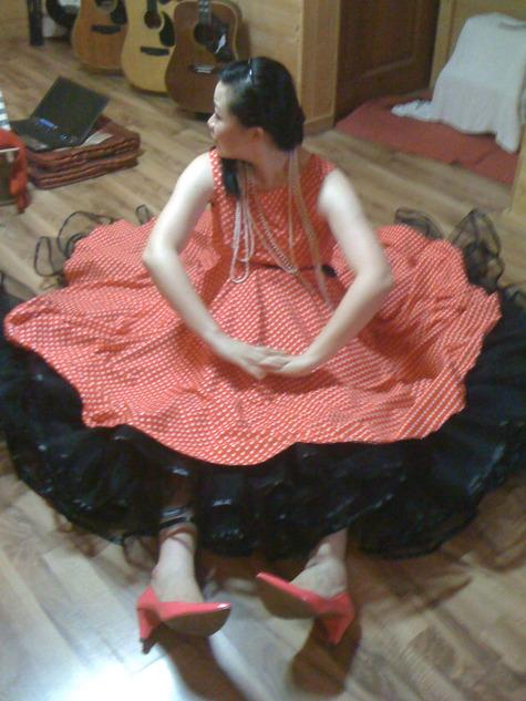 50s Retro Petticoat Sewing Projects Burdastyle Com