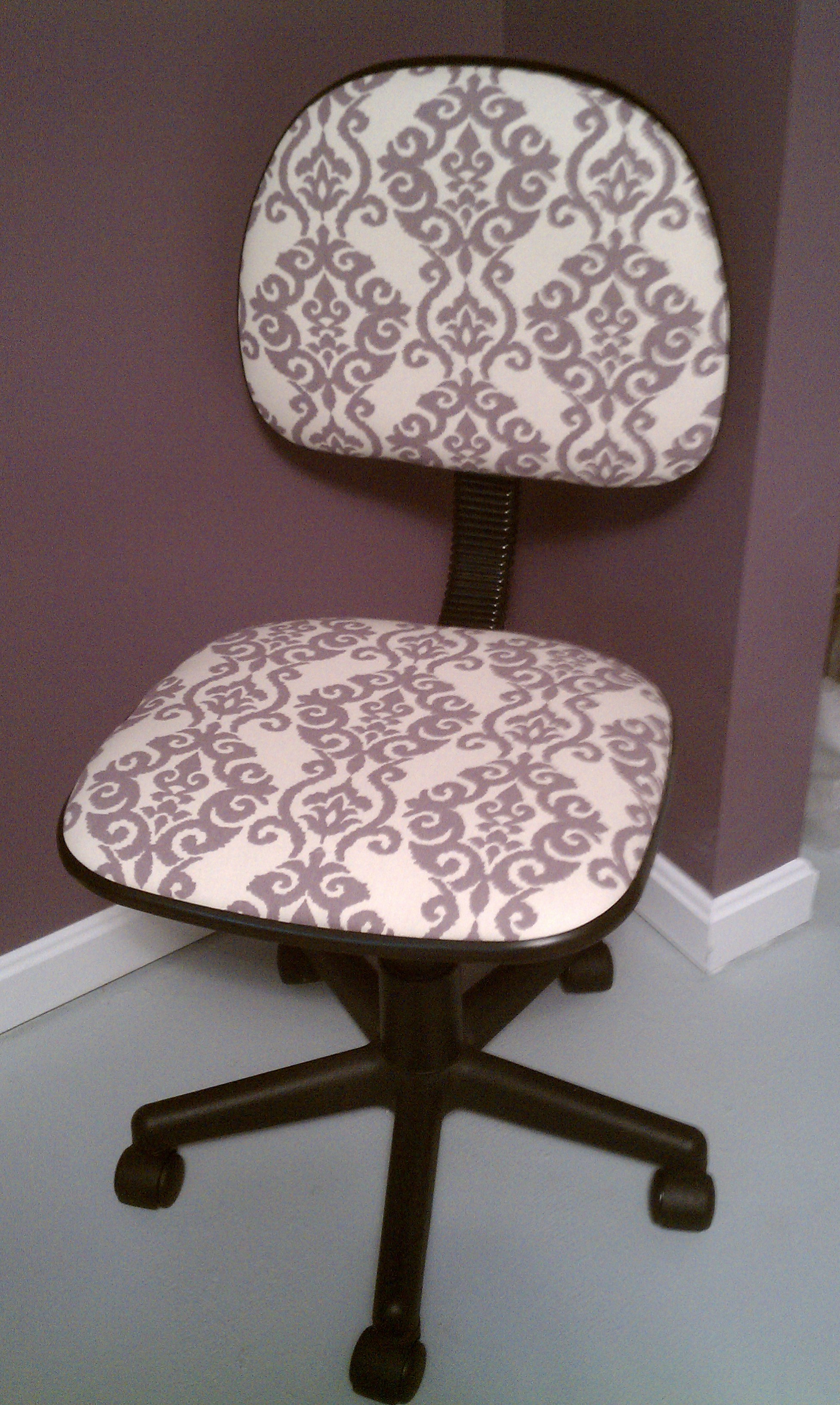 Sewing Chairs Re Upholstered Office Chair Sewing Projects Burdastyle