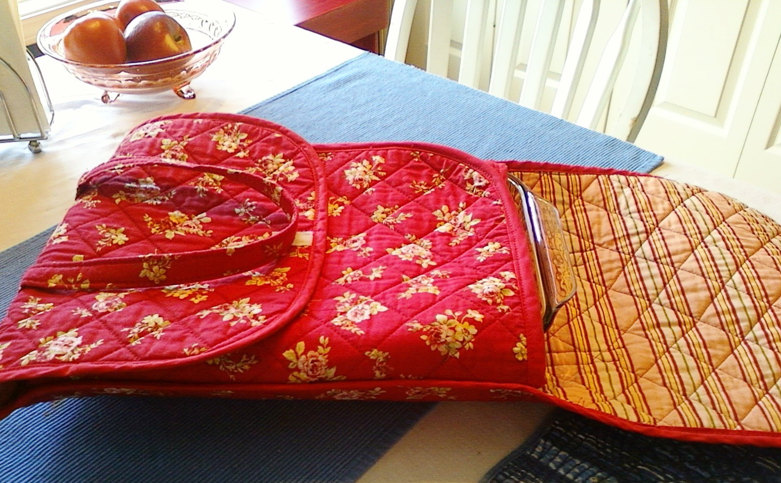 Quilted Casserole Carrier Sewing Projects