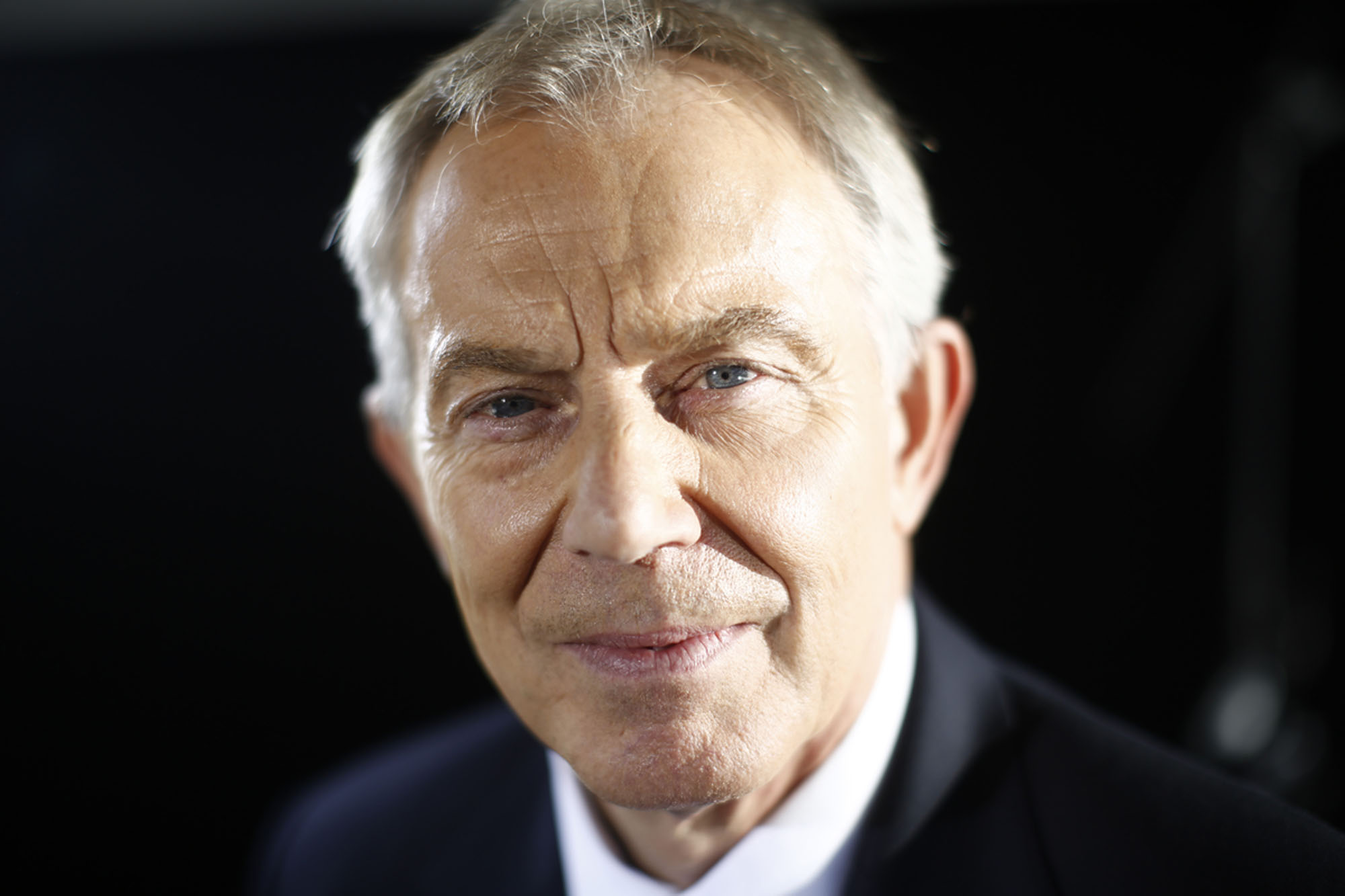 "Anyone whose heart is with Jeremy Corbyn needs to ""get a transplant,"" said Former Prime Minister Tony Blair"