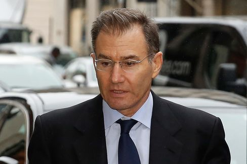 Glencore Plc Chief Executive Officer Ivan Glasenberg arrives to attend the Africa Summit in London, on Monday, Oct. 5, 2015. Photographer: Luke MacGregor/Bloomberg