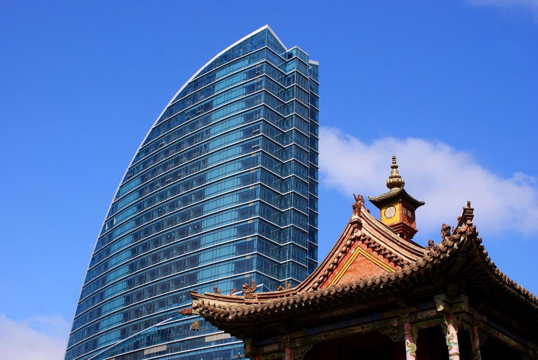 Ancient and Modern Ulaanbaatar