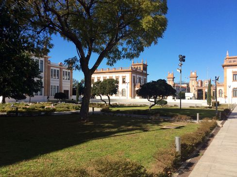 The Russian Museum branch in Malaga, located in a former tobacco factory. Source: The Russian Museum