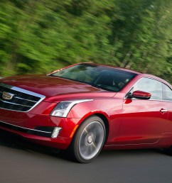 2016 cadillac ats coupe review annoying forgettable and a big improvement bloomberg [ 2200 x 1467 Pixel ]