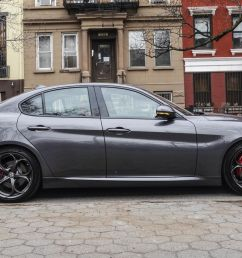 alfa romeo giulia ti rwd review finally a sedan that stands out bloomberg [ 1200 x 800 Pixel ]