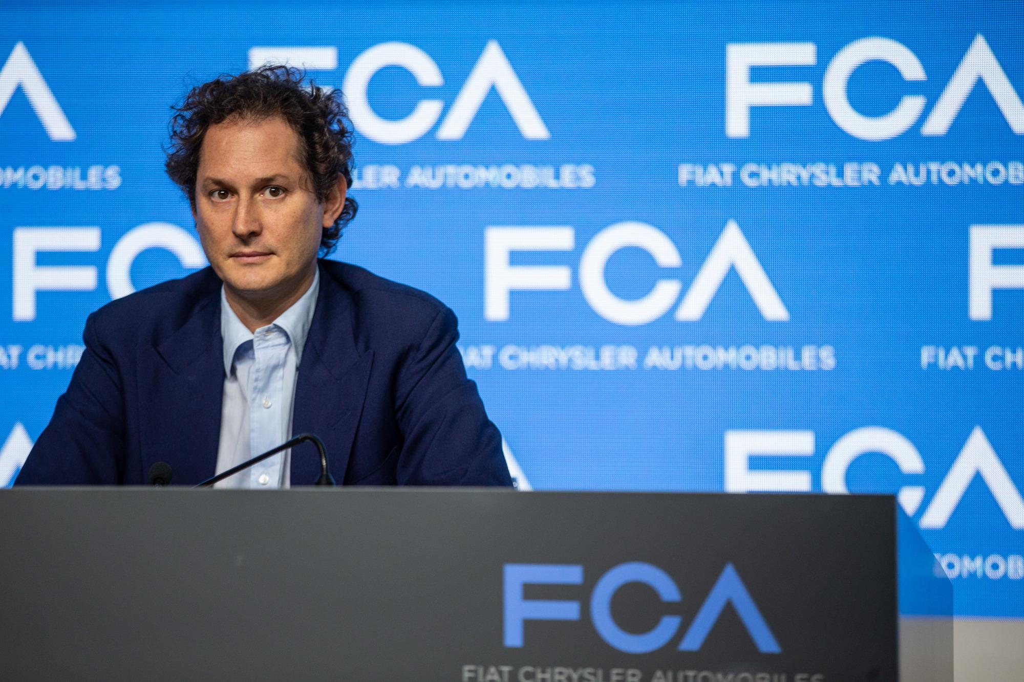 Agnelli Fortune Gains $900 Million on Fiat-Peugeot Mega Merger - Bloomberg