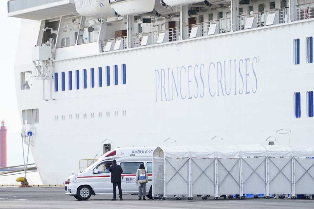 Coronavirus Outbreak: 6 More Cases on Japan Cruise - Bloomberg