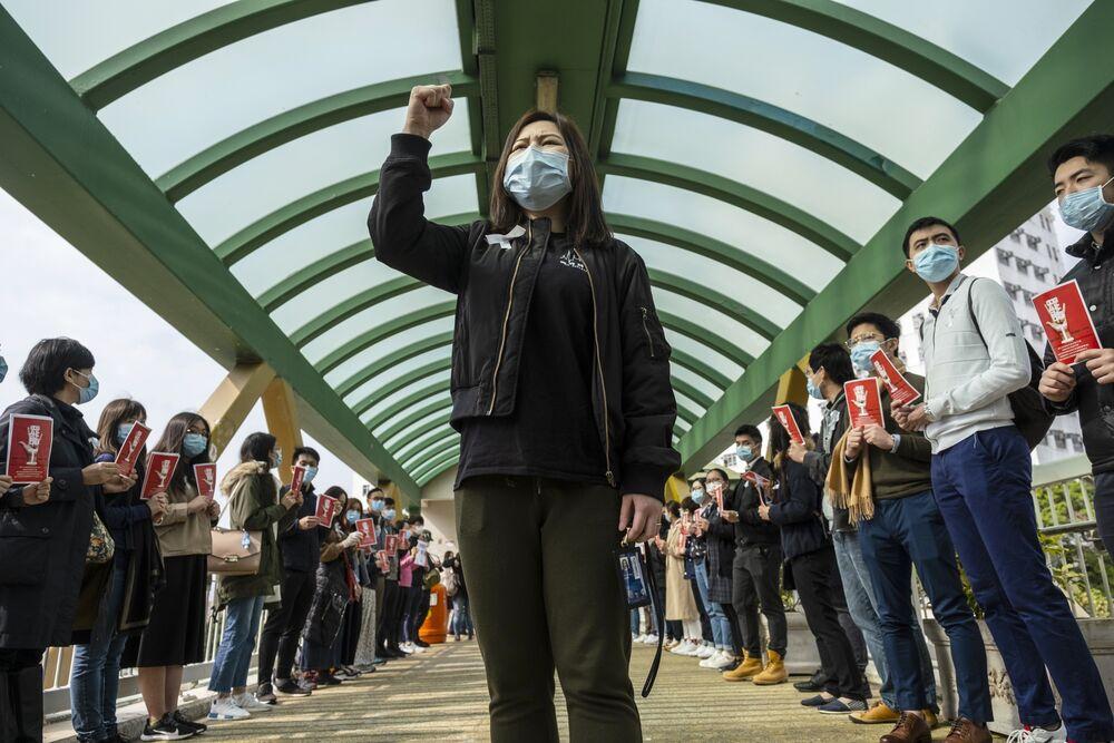 Coronavirus Latest News: Hong Kong Medical Workers on Strike ...