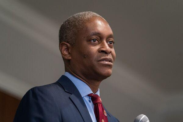 Federal Reserve Bank Of Atlanta President Raphael Bostic Speaks At Harvard Business School Club