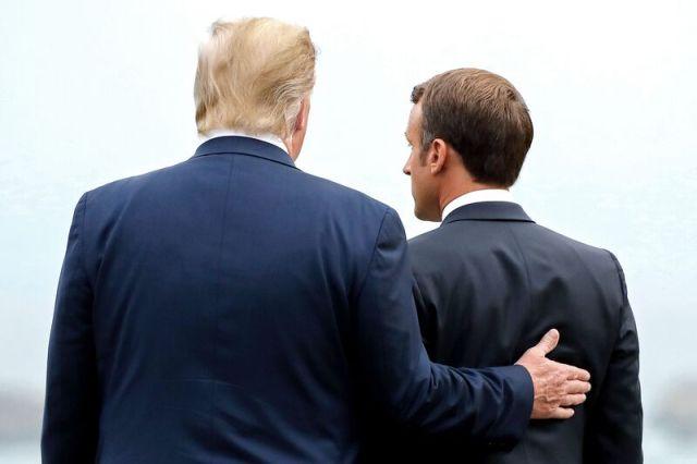 TOPSHOT-FRANCE-G7-SUMMIT
