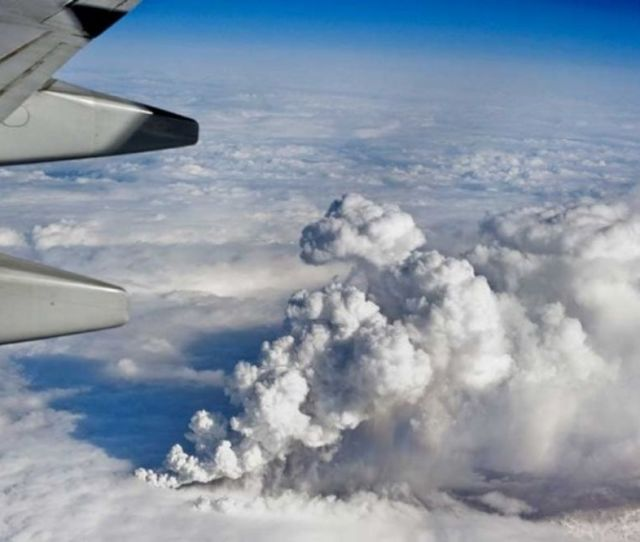 The Cloud Of The Eyjafjallajokull Eruption On April 14 2010 Photograph By Kerstin Langenberger Barcroft Media Via Getty Images