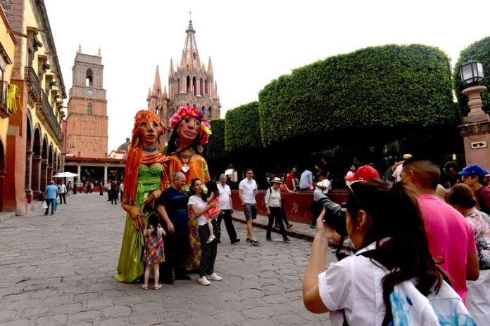MEXICO-TOURISM-T+L-SAN MIGUEL DE ALLENDE-AWARD