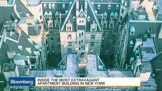 The Dakota Inside New York S Most Extravagant Apartment