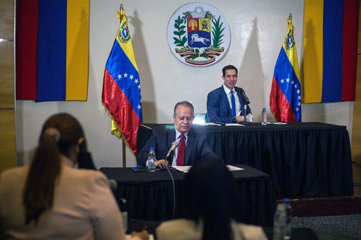 Venezuela Has Hit a Dead End with Juan Guaido - Bloomberg