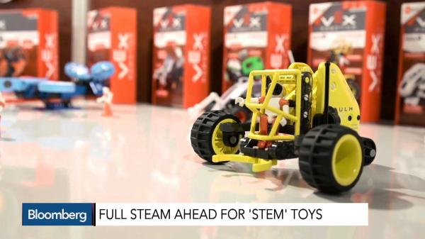 Full Steam Stem Toys - Bloomberg