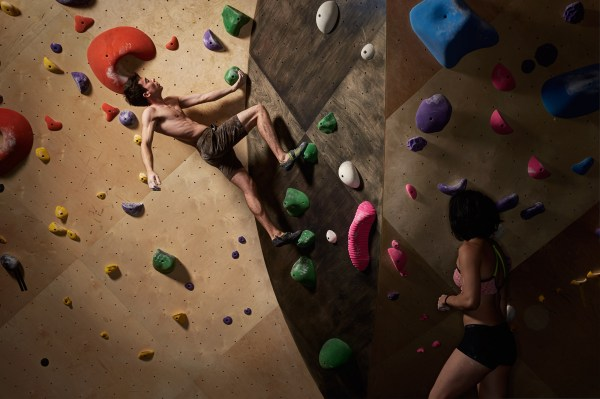 Rock Climbing Gym Disrupt Work-life Balance - Bloomberg