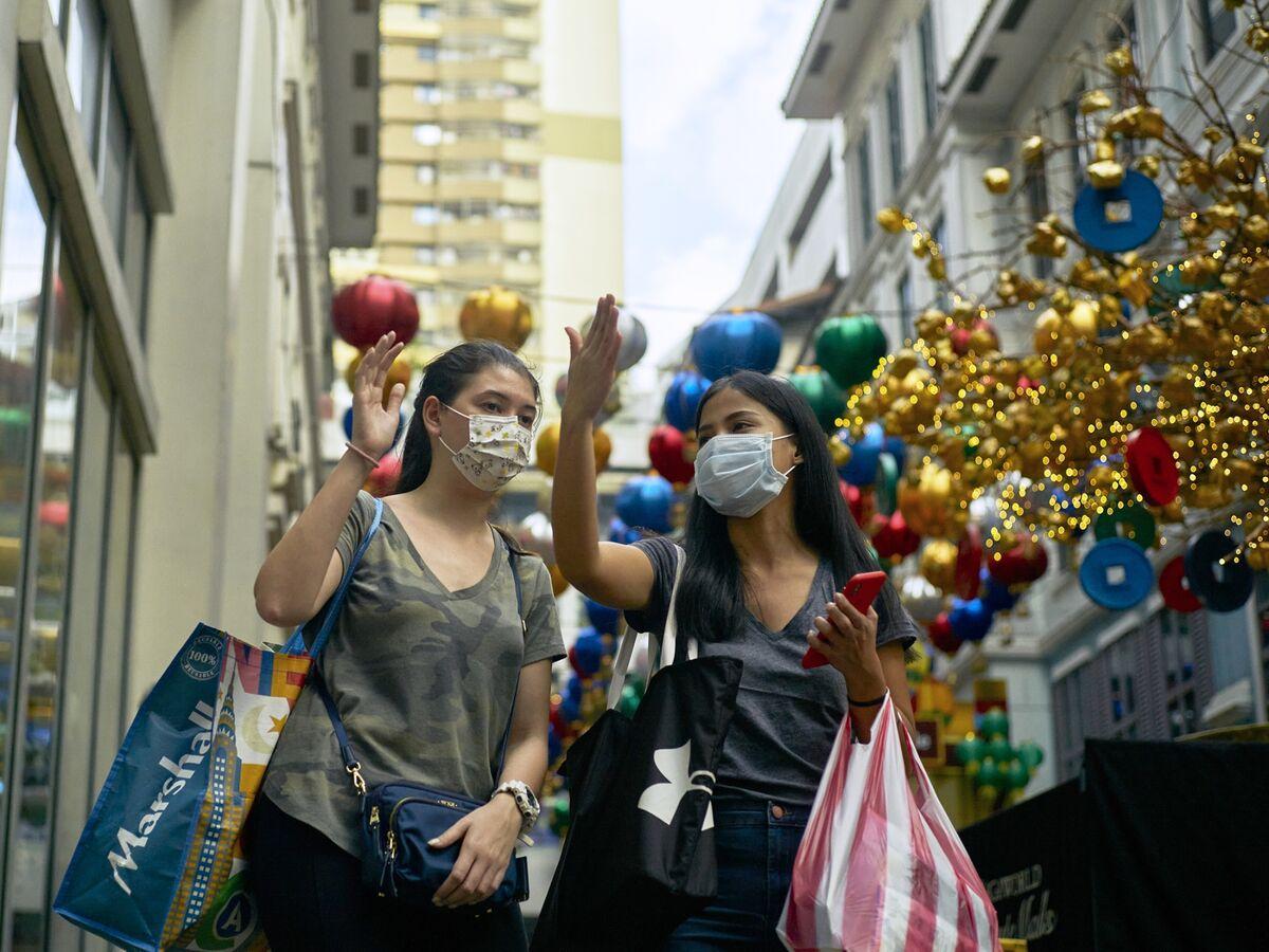 Philippines Confirms First Case of Novel Coronavirus - Bloomberg