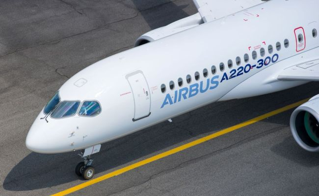 Flipboard Airbus Lifts A220 Jetliner Stake To 75 As