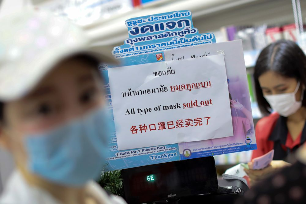 Thailand Coronavirus Cases Hit 19; Local Transmission Confirmed ...