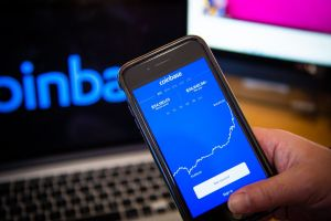Coinbase Whipsawed Bitcoin Investor Eye as Steadier Crypto Bet