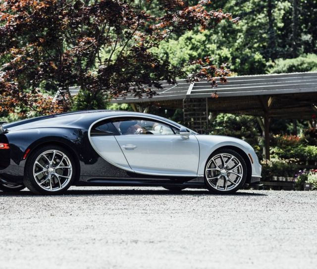 Bugattis New Car Is The   Million Chiron Which Goes On Sale In The U S Next Month