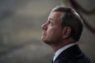 All Eyes on Justice Roberts Ahead of Supreme Court's Abortion Ruling