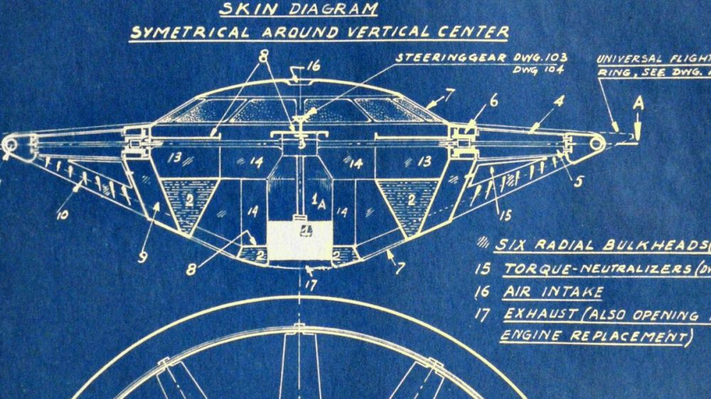 medium resolution of the forgotten legend of silicon valley s flying saucer man bloomberg ufo engine diagram
