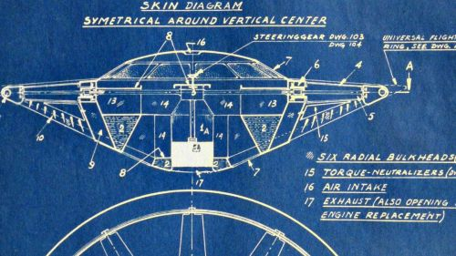 small resolution of the forgotten legend of silicon valley s flying saucer man bloomberg ufo engine diagram