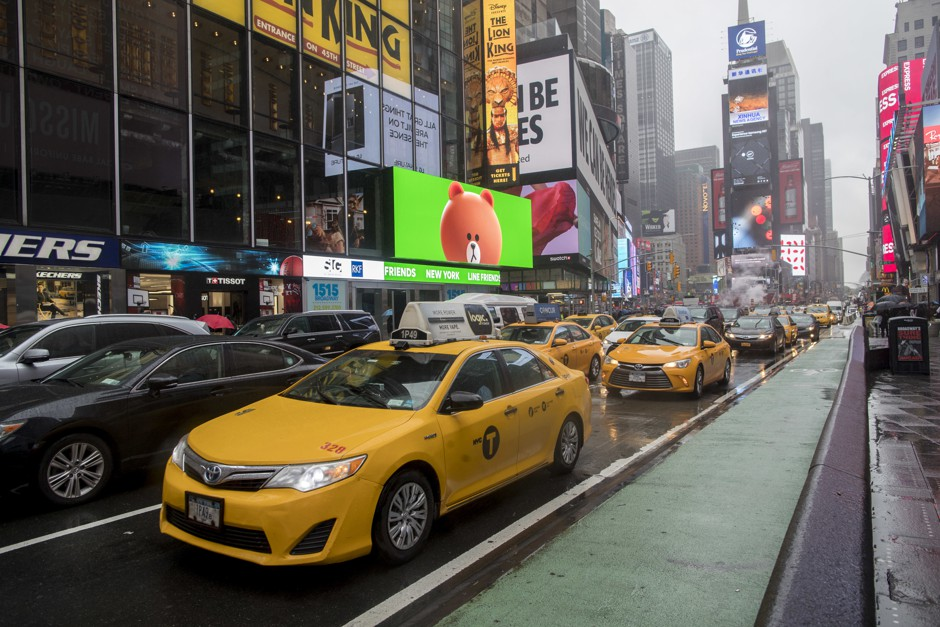 New York City Has a New Congestion Pricing Plan - Bloomberg