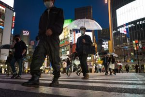 Japan virus outbreak raises concerns about new emergency in Tokyo