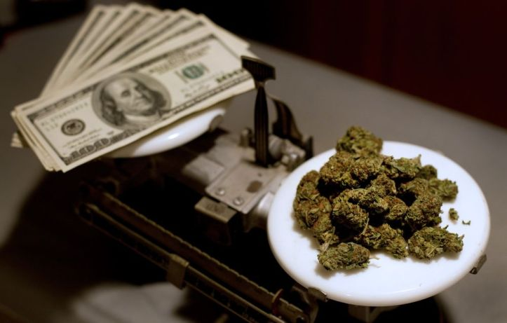 Brink's Says Cash Is Recession-Proof While Pot Offers New Growth