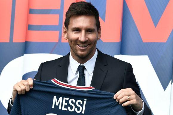 Lionel Messi GivesAmazon's Risky French Venture a Boost