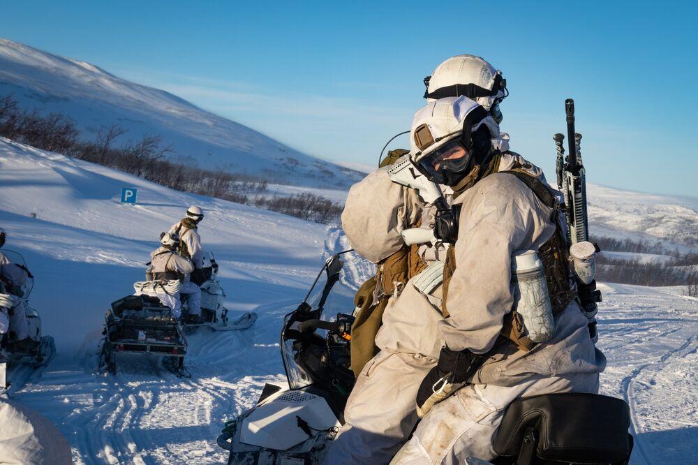 Coronavirus Isolates 1,300 Soldiers at Norway Military Base ...