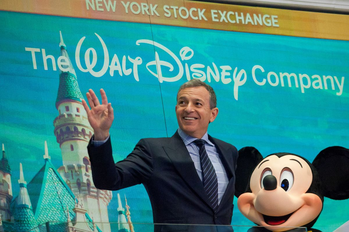 Iger's Big Payout Is Guaranteed, Even If Disney's Fox Deal Isn't