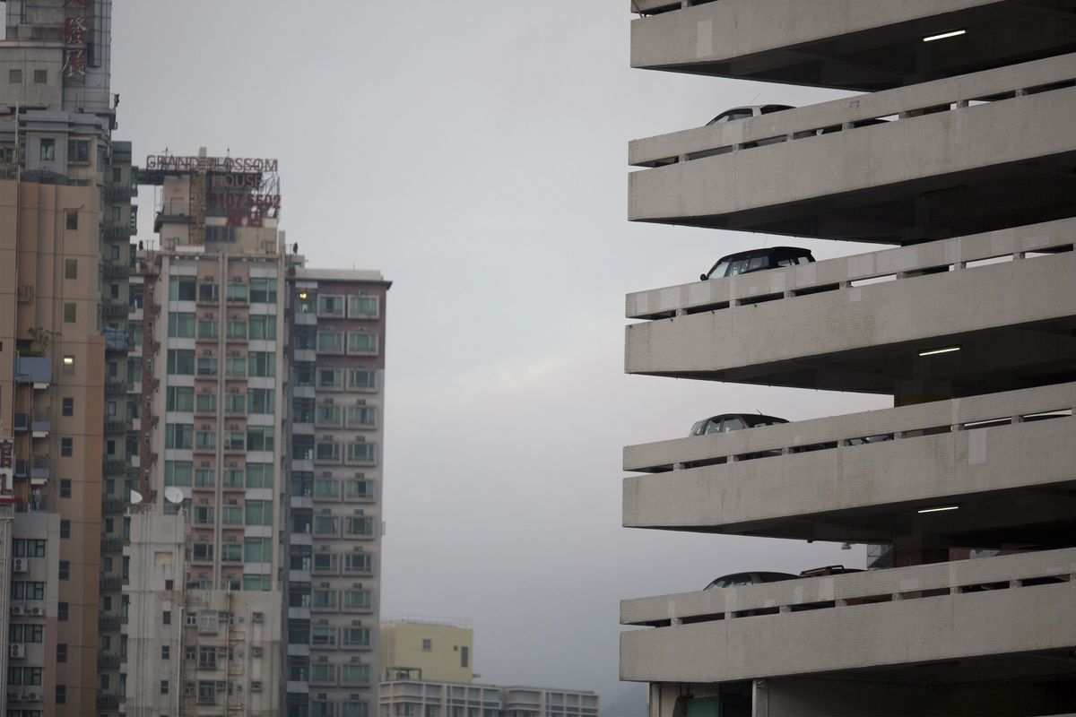 A Single Parking Space In Hong Kong Has Sold For 765 000