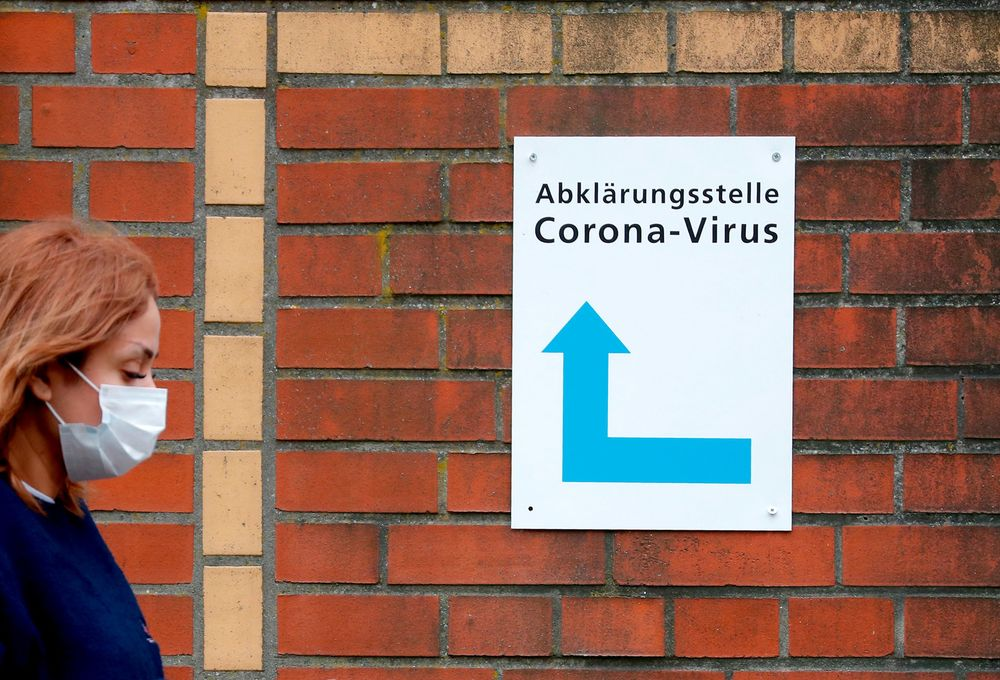 Coronavirus Count: Tip of the Iceberg, Untested Patients - Bloomberg