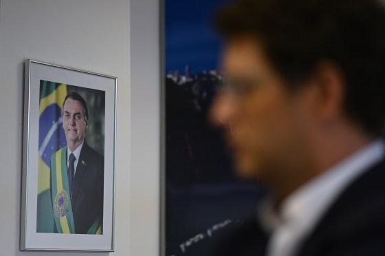 Entrevista ao Ministro do Meio Ambiente do Brasil, Ricardo Salles