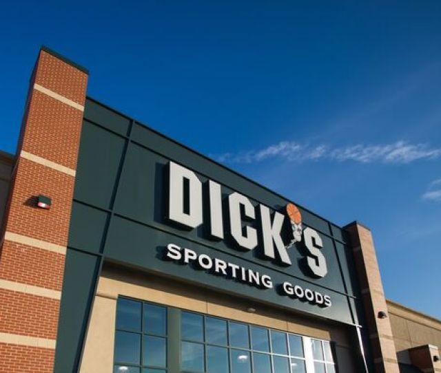 Beware The Bulls In Dicks Sporting Goods Shops