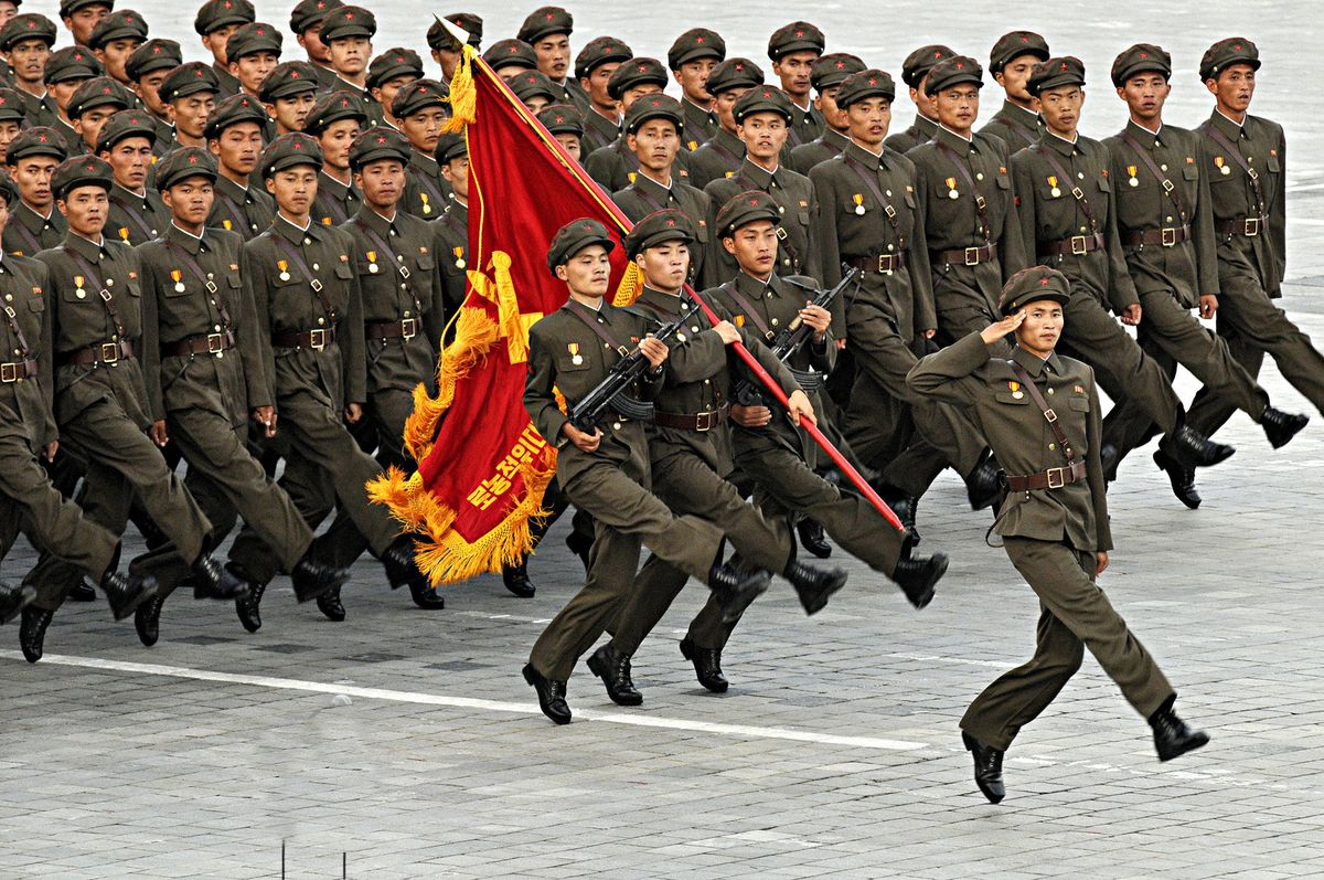 North Korea S Winter Training Means Fewer Missile Launches