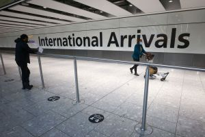 UK adds India to travel ban amid fears of covid variant