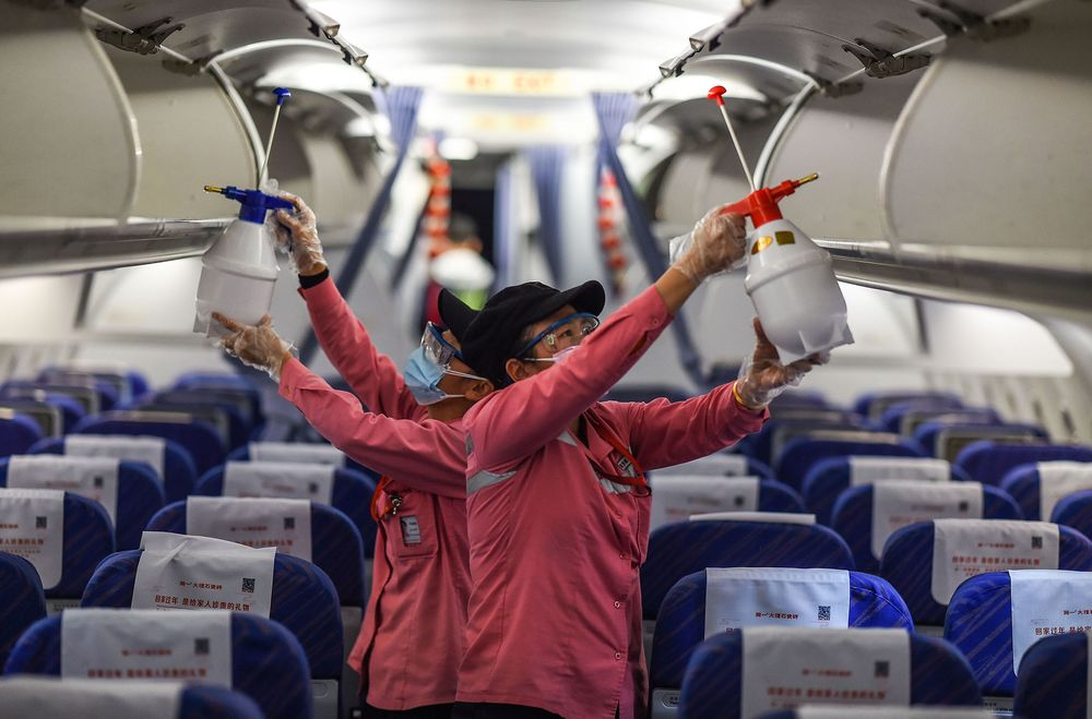 Airlines Face the Worst Demand Decline on Record Amid Coronavirus ...