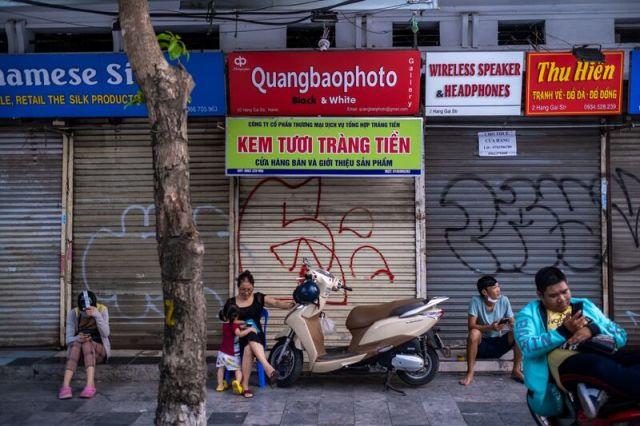 Vietnam's Virus Calm Shattered by Resurgence in Cases