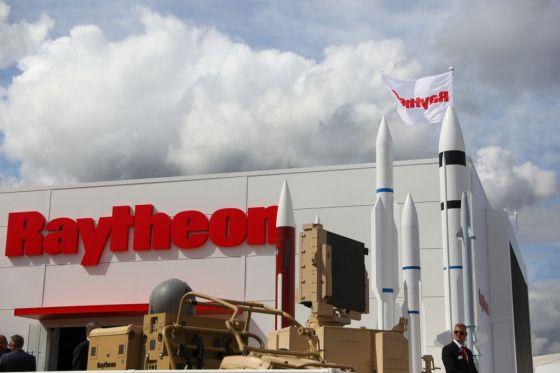 Resultado de imagen para United Technologies y Raytheon