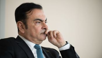 Japan Court Denies Carlos Ghosn's Latest Bail Request