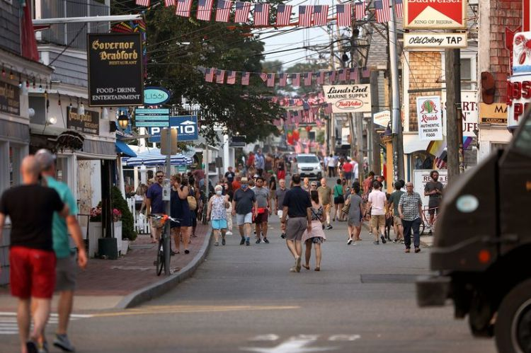 Provincetown Has Covid-19 Surge